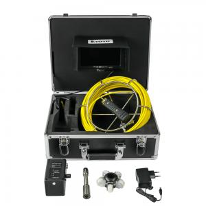 Технический промышленный видеоэндоскоп для инспекции труб Eyoyo WF92 для инспекции, 30 м, с записью