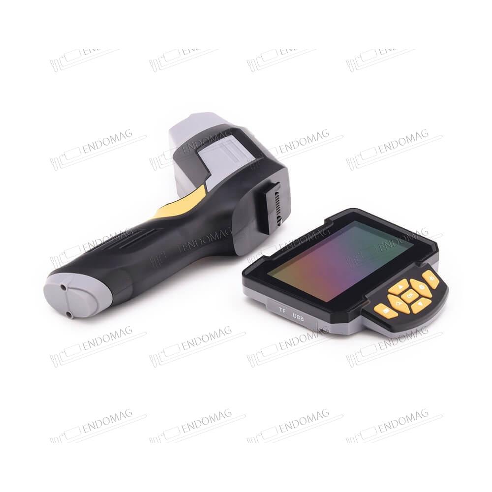 Ручной эндоскоп Inskam 112 с LCD экраном 4.3 дюйма 1080P (10 метров) - 2
