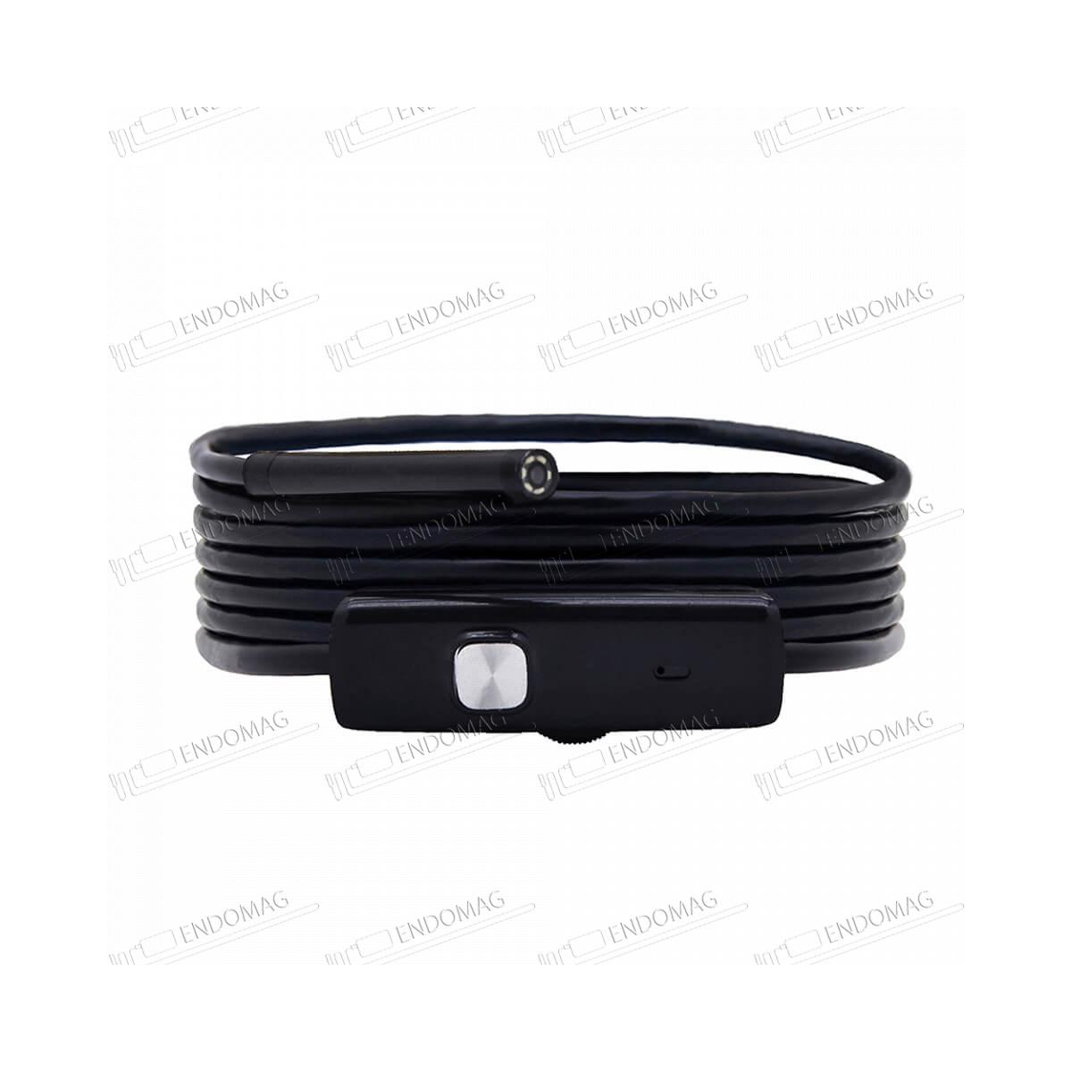 Мини WiFi эндоскоп (длина кабеля 2 м.) - 4